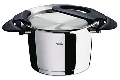Кастрюля Fissler Intensa, black series, 4,1л